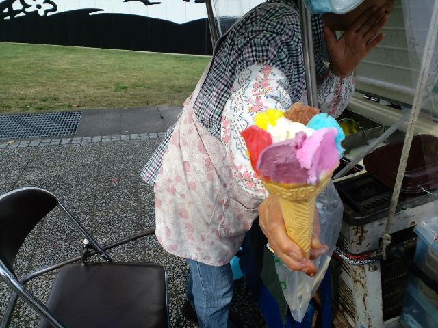 十和田は暑かった