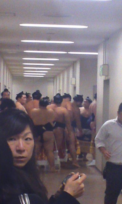 岩木山引退相撲2