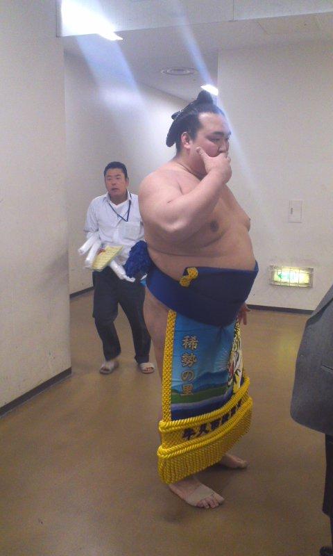 岩木山引退相撲3
