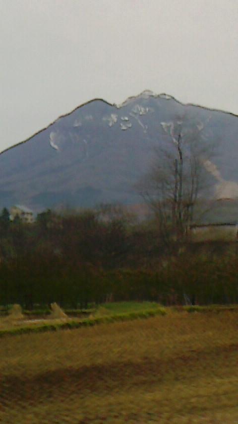 初の西目屋村