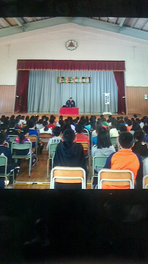 学校寄席と東京出張その2